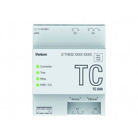 TOTAL CONTROL REMOTE DEVICE LAN TC 649