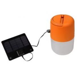 BUMP SOLAR LED LARANJA 1W 4000K IP44
