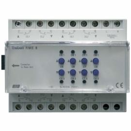 ACTUADOR ADICIONAL 8CAN RME 8 KNX 4900252
