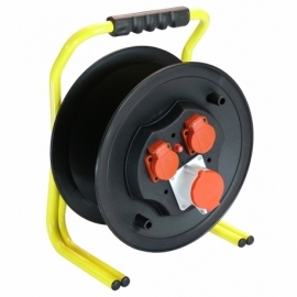 CEE-Professional cable reel 440V 285mmØ empty 1 CE