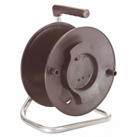 Universal reel 230mmØ empty for 25m cable