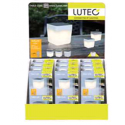 PACK 18x TABLE CUBE SOLAR LED 1W 3000K IP44