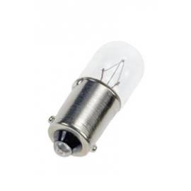 LAMPADA FILAMENTO 12V BA9S 10X28 1,0W 80MA