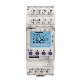 INTERRUPTOR HORARIO DIGITAL 2CAN 84M TR 622 top3