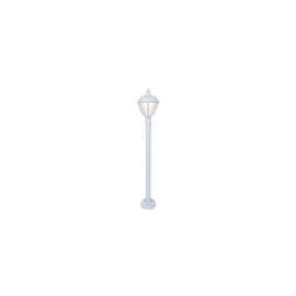 COLUNA UNITE LED 9W 3000K 330Lm IP44 BRANCO