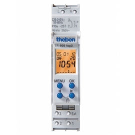 INTERRUPTOR HORARIO DIGITAL 1CAN 84M TR 609 top2 S