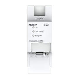UNIDADE IPsecure Router KNX