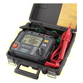 MEGAOHMIMETRO DIGITAL 500100025005000V
