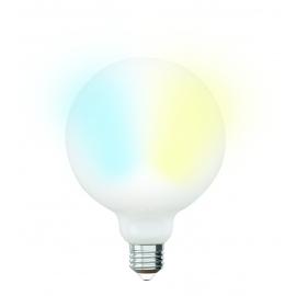 LAMPADA G125 E27 iDual BRANCOS filament-Opal