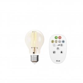 LAMPADA E27 iDual BRANCOS filament-Clear + RC