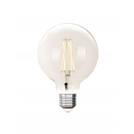 LAMPADA G95 E27 iDual BRANCOS filament-Clear