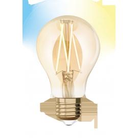 LAMPADA E27 iDual BRANCOS filament-Amber