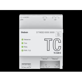 UNIDADE REMOTA TOTAL CONTROL LAN TC 649 E