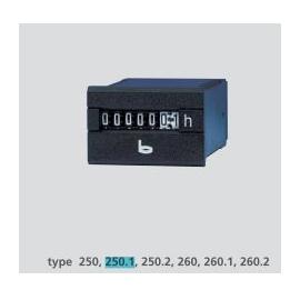 CONTA HORAS MECANICO 36X24MM 230VAC (250.1)