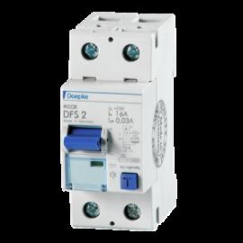 RCCB DFS2 040-2/0,30-AC
