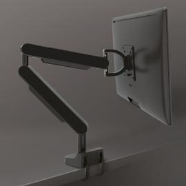 BLACK ZG1 ARM MONITOR (17...34 pol)