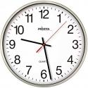 WALL QUARTZO SILVER CLOCK 25CM 1,5V 44.130.213