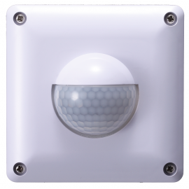e2.3.IP MOTION DETECTOR 190º IP55 2/3 WIRES FLUSH