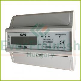 CONTADOR ENERGIA DIGITAL TRIFASICO 3x230/400 V
