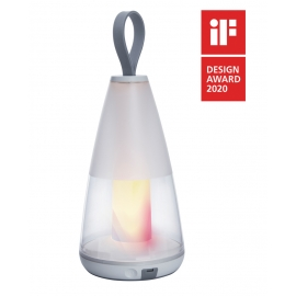 LAMP PORTATIL PEPPER 3W 200Lm 2700-6500K+RGB IP54