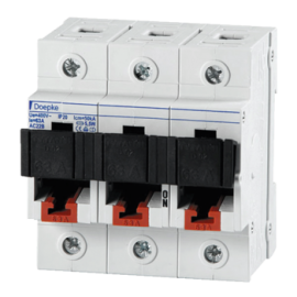 fuse-switch-disconnector Tytan II D0-63-3/S