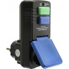 Operator protection-adapter plug