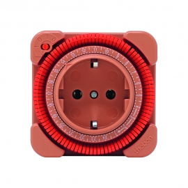 timer 26 ® SALMON RED special edition 100 years
