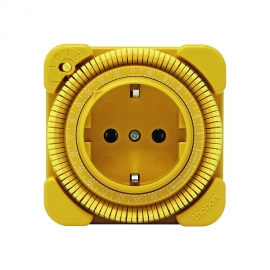 timer 26 ® YELLOW special edition 100 years
