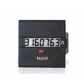 CONTA HORAS DIGITAL 48X48 12-24V DC