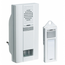 WIRELESS CHIME MISTRAL 400 (150 METERS) - TYPE TIM