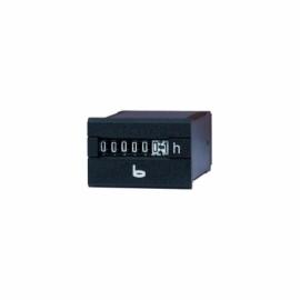 CONTA HORAS MECANICO 36X24MM 12-24VDC (260) IP65