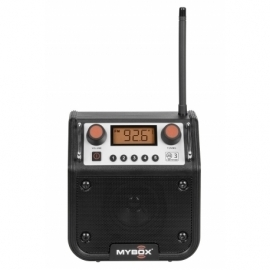 RADIO MYBOX PRETO