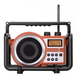RADIO TOUGHBOX + 4 PILHAS RECARREGAVEIS TIPO C