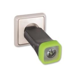 FLASHLIGHT POWER LED 230V IP54
