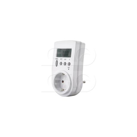 CONTADOR ENERGIA 3600W TIPO TIMER