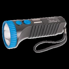 LANTERNA PowerLux LED RECARREGAVEL 120-230V 1000m