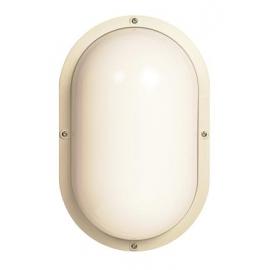 WHITE OPAL PLAFOND PROTECT 002 60W E27 IP65 IK10