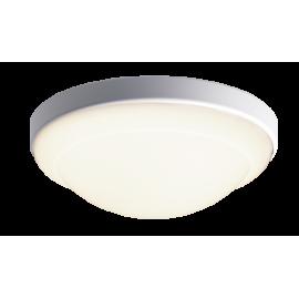 PLAFOND ASTRO LED DETETOR BRANCO 12W IP44