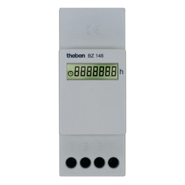 CONTA HORAS DIGITAL CALHADIN 24-240VAC IP65(BZ148)