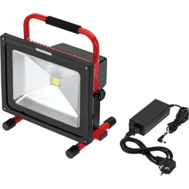 PROJECTOR 50W COB LED 6000K RECAR. 2600 lumen IP65