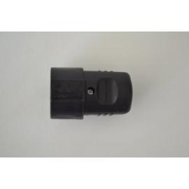 e70.1 FICHA PVC FEMEA PRETA 16A