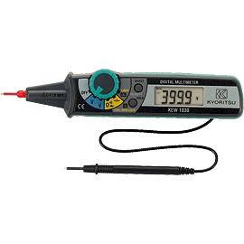 DIGITAL MULTIMETER CA/CC 600V