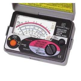 DIGITAL INSULATION / CONTINUITY TESTER 250V/500V/
