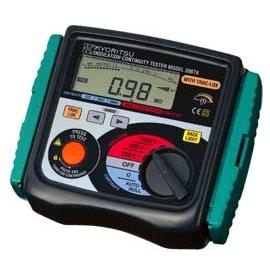 MEDIDOR ISOLAMCONTINUIDADE DIGITAL 2505001000V