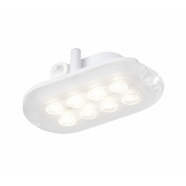 OVAL LED PRO 4W 3000K 360 lm IP44 IK10