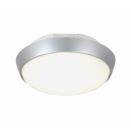 PLAFOND CORAL LED 10W 4000K IP44 IK10 ring prata