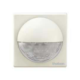 MOTION DETECTOR theLuxa R180 10A IP55 WHITE