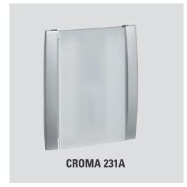 GONGO ELECTRONICO 8/12V/PILHAS 86 DB CROMA 231A