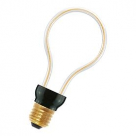 Spiraled Silhouette Bulb E27 8W 2200K Dimm