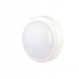 PLAFOND LED BRANCO REDONDO 14W 1000 lm IP44 6500K